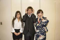 怪談披露した狩野英孝「本家・稲川淳二さんとホラー共演したい」