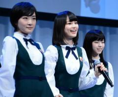 乃木坂46 生駒里奈「こじはるの胸にタッチしたい!」