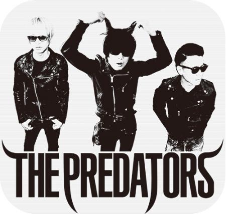 3年ぶり再始動のTHE PREDATORSが8・26ニューアルバム発売