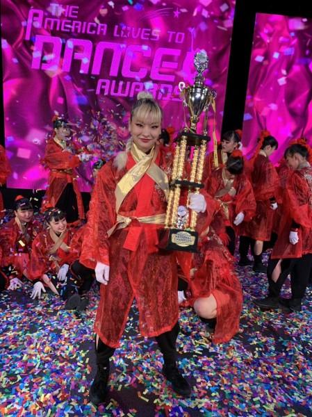 吉本坂46メンバー・A-NON、日本人初のダンス世界大会2冠!