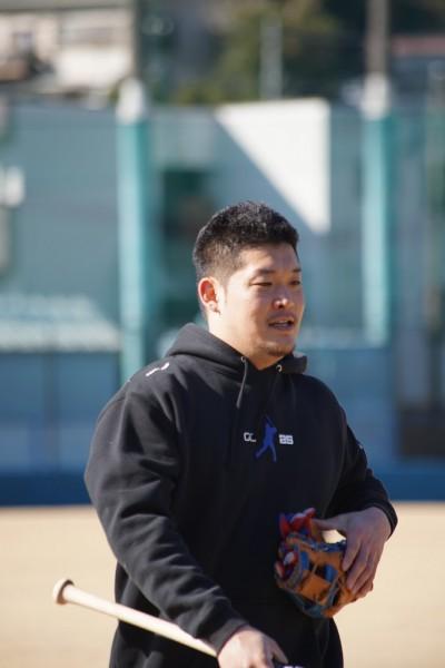 "【DeNA】「憧れの松坂さんと対戦したい」""電撃婚""筒香が自主トレ公開"