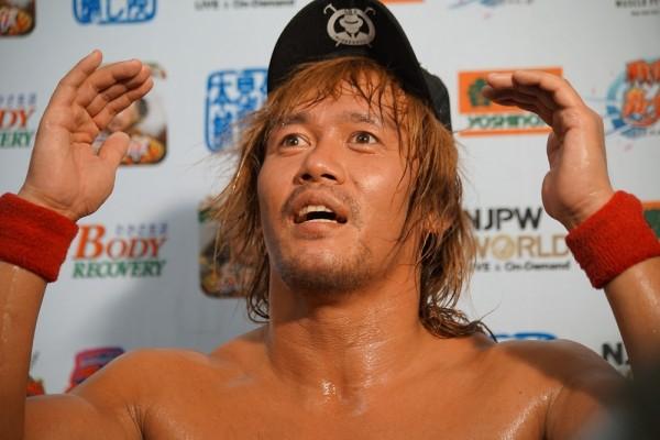 新日本1.4東京ドーム大会でクリス・ジェリコ 対 内藤哲也のインターコンチ戦が決定!