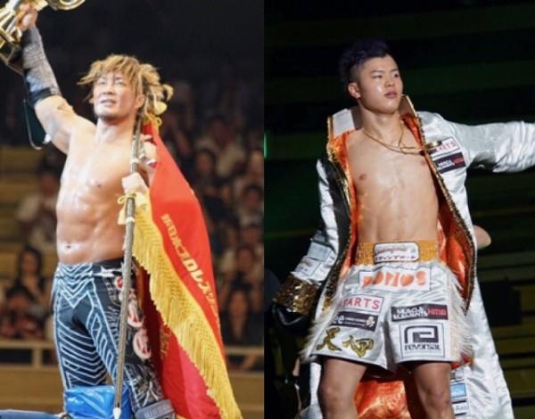 『格闘技記者が選ぶプロレス・格闘技大賞2018』第1回目のMVPは棚橋弘至と那須川天心!