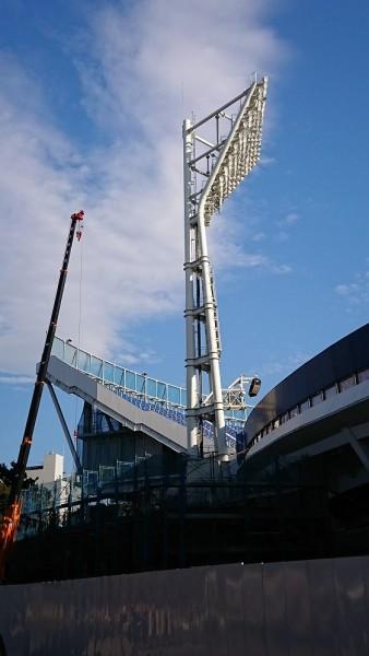 【DeNA】「ウィング席」第一号ホームランは誰?2020年へ向け着々と変わる横浜スタジアム