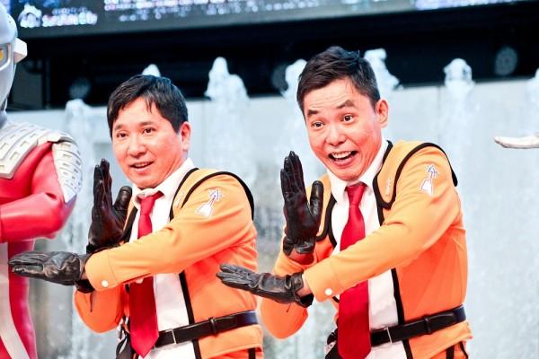 「不祥事には注意してください」太田光、ウルトラ6兄弟に辛口エール