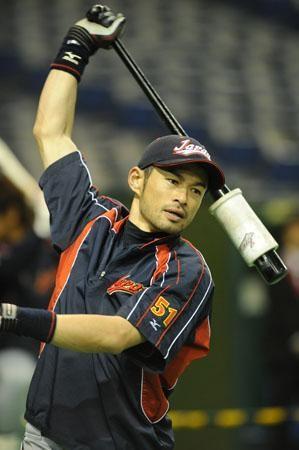 イチローが不人気・侍ジャパンの救世主になる!