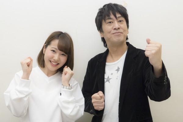 ブラックマヨネーズ・吉田敬&元NMB48・門脇佳奈子インタビュー