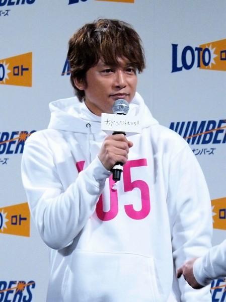 元SMAP香取「ファンが笑顔になれるように頑張って」TOKIOにエール