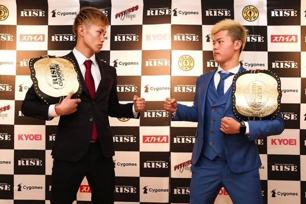 「初めてダウンを取るのは自分」RISE11.17両国で那須川天心と対戦、内藤大樹が断言!