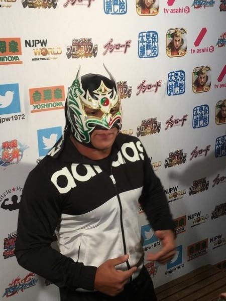 新日本プロレス人気のルチャシリーズ『ファンタルティカマニア』9度目の開催!