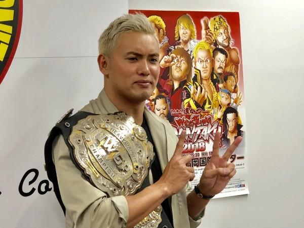 初開催から25年、15回目の新日本レスリングどんたくは初の2連戦開催!