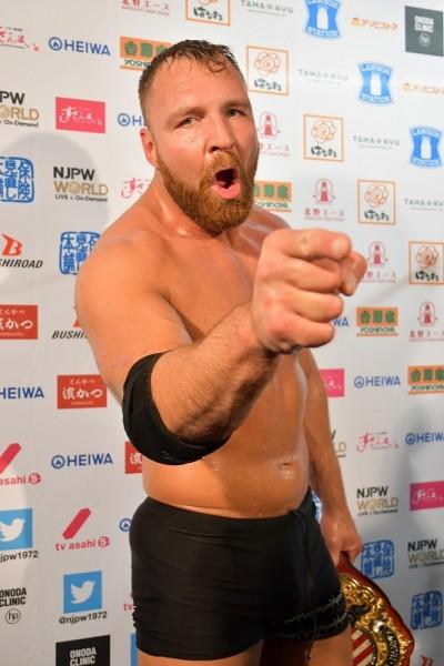 新日本「G1」Bブロック、初出場のジョン・モクスリーが開幕から唯一の3連勝!