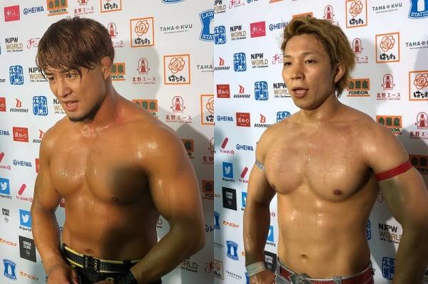 SHO&YOH3連覇で東京ドーム出場なるか?新日本スーパーJr.タッグ16日開幕!