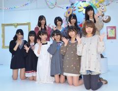 AKB48美術部長・片山陽加が展覧会に意気込み「東京で成功したら全国へ」