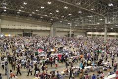 【雅道のサブカル見聞】今回で25周年! [ワンダーフェスティバル2010夏」が開催