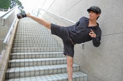 「やっぱり好きだから続けられます!」アクション俳優・高橋玲は女形スーツアクター出身