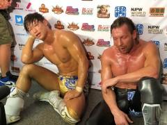 新日本G1、「どうやって勝ったのか…」Bブロックはケニー撃破の飯伏幸太が決勝へ!