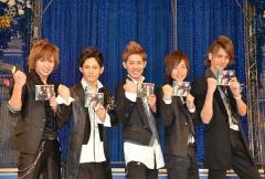 新選組リアン、島田紳助さん引退後初の新曲発表ライブで「ある意味、チャンスかな」