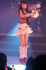 高身長に悩む博多のボス HKT48の田中菜津美