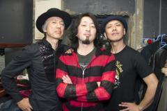 伝説バンド「MOON・BEAM」Vo柿木の福岡移住直前ライブに親交深いバンド集結
