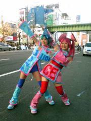 元祖アキバ系パフォーマー FICEの 『私たちヲタクです』ストリート感覚で無料体験!! 期間限定アキバライブスペース☆