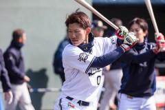 オリックス、フェニックスリーグに西浦颯大、中川圭太ら若手選手フル参加!