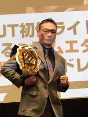 KNOCK OUTライト級王者、森井洋介がタイ王者相手に初防衛戦!KO勝利を予告!