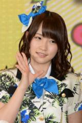 AKB48 川栄李奈が「バイキング」に電話で出演 「ヒルナンデス見てた」とボケる余裕も!?