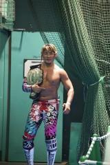 新日本、棚橋弘至が満員の東京ドームでIWGP王座奪還!完全復活を証明