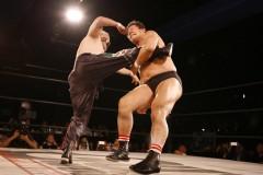 ミスター雁之助引退試合で、藤波辰爾が「お前、本田だろ!」ガッツワールド解散興行