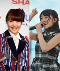 どっちがポンコツ? HKT48・穴井千尋と乃木坂46・桜井玲香