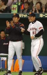 WBC 原ジャパン 鹿取義隆氏と鈴...