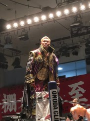 新日本「G1」Aブロック、オカダ・カズチカとKENTAが前半戦無傷の4連勝!
