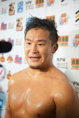 新日本退団のKUSHIDA、ラストマッチは棚橋弘至と1.29後楽園でシングル対決!