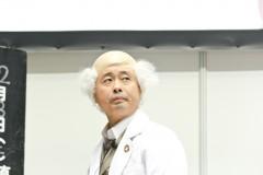 河本準一、上沼恵美子への暴言騒動の突撃質問に苦笑い