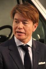 ヒロミ 妻・松本伊代の書類送検に謝罪「最終的な責任は僕にある」