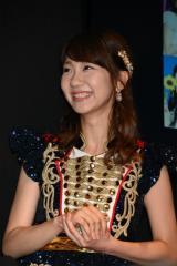 【第8回AKB48総選挙】AKB48柏木由紀 速報値6位で反省「ソロツアーで浮かれ気分でした」