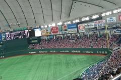 日本ハム・田中、楽天ファンの粋なサプライズに感涙 スタンド一体の感動風景に「こういうファンが増えてほしい」の声