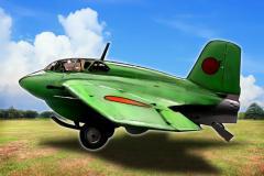 【幻の兵器】酒席のノリで命名され神のお告げで初飛行に失敗した試作戦闘機「三菱・秋水」