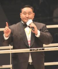 【12.29RIZIN】「黙って聞け」朝青龍、観客に声を荒げる!あるか?日馬富士の合流
