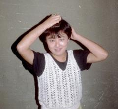 【帰ってきたアイドル親衛隊】同じ事務所時代にバーターで一緒に出演させてもらったこともある井森美幸