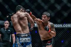 アジア最大の格闘技団体ONE、3.31両国で昨年ベストバウト、ンサンと長谷川賢が再戦!