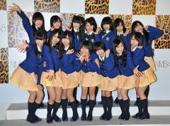 NMB48 チームMが結成!! センター城恵理子「前田敦子のようなセンターになります!」
