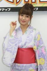 評価は上々! アイドリング!!!20号・大川藍のお天気キャスターぶり