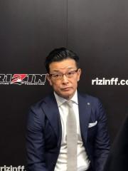 RIZIN榊原実行委員長「パッキャオはメイウェザーTMTの紹介、将来的に上げたい」