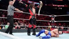 """WWE中邑真輔、日米で""""白いベルト""""奪還!AJはリコシェからUS王座奪取!"""
