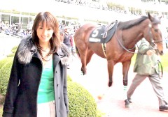 藤川京子の今日この頃「トランプテレビショー」アメリカジョッキークラブカップ