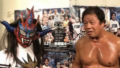 ライガー引退試合第1弾発表!藤波辰爾が14年ぶりに新日本復帰!