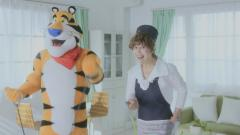 Web動画『平野レミの神ワザ!1分クッキング?ぶっさしグラチー篇』を公開