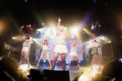 Doll☆Elements 夏のワンマンツアーライブ「DOLL PARTY」 恵比寿LIQUIDROOMでファイナル公演を開催